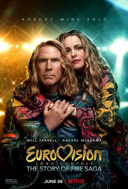 Eurovision Song Contest: The Story Of Fire Saga FRENCH WEBRIP 720p 2020
